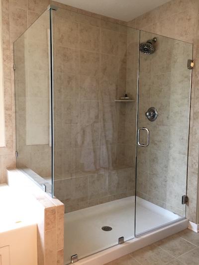Corner Shower Door Replacement Richmond Va Rva